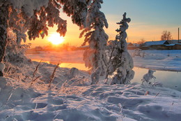 вечерние пропинки / Иркутская область Казачинско-Ленский район