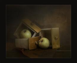 3 ящика / Digital art