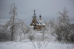 """ОСЕНЬ в сказке """"ЛЕДЯНОЙ"""" / осень дождь снег мороз"""