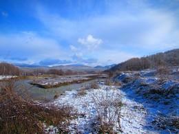 Зимний день / Зимний день