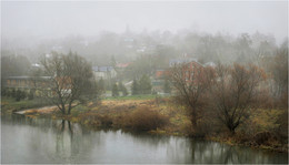 У реки / Река Осетр