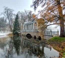 У Мраиорного моста / Царское Село