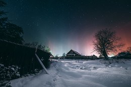 Сияние ночи / Пено, Тверская область