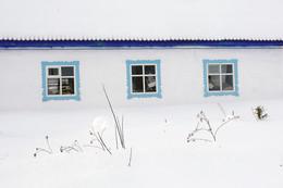 Белая пятница / Чусовские городки, зима, монастырь