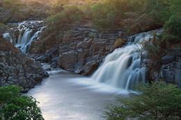 Водопад Аваш / Снимок сделан в национальном парке Водопад Аваш в Восточной Эфиопии в декабре 2016 года.
