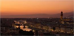 Вот и закат / Флоренция