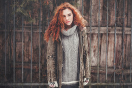Эвелина Савельева / С такими моделями хочется постоянно работать.