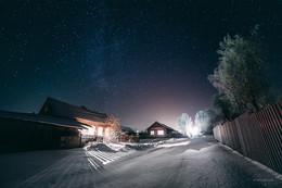 Пеновские ночи / Пено, Тверская область, январь 2017
