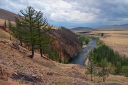 Река Орхон. Монголия / ***