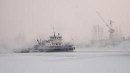 И в мороз на реке есть работа... / ***