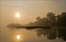 Без названия / Сылва,утро, туман