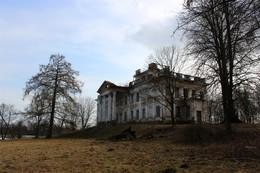 Палац / Палац Умястоўскіх, в. Жамыслаўль