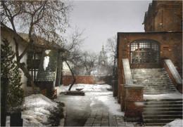 В Марте / Москва, ул. Варварка