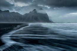 Хмурый Стоккснес / Стоккснес, Исландия