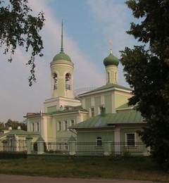 Церковь св. Николая в Вологде. / ***