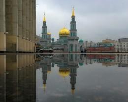 Московская соборная мечеть / Снято на Huawei Mate 9