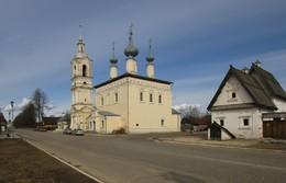 Суздаль. Церковь Смоленской иконы Божьей Матери. / ***
