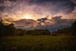 Бодрое утро / недалеко то Финляндии