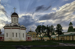 Николо- Пешношский монатырь / Подмосковье, Николо-Пешношский монастырь