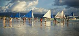 Borakai / sony a7 Philippines белый пляж