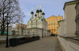 Церковь Михаила и Феодора Черниговских. / ***