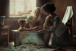 """/ ....Купание... Модели Амалия, Макар, Лиза Фото-идея Надежда Шибина вот так задорно прошел урок по съемке в Нижнем Новгороде фотостудия Игоря Воронцова """"ФотоГраф"""" В замечательной студии @studio_photo_graf https://vk.com/vorontsov_foto_shkola """"ФотоГраф"""" мы создали потрясающую живую историю, маленький мир приключений, маленький фильм."""