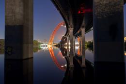Живописный мост / Nikon D610 24-85