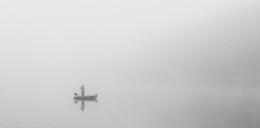 Один в тумане ... / Утро на реке ...