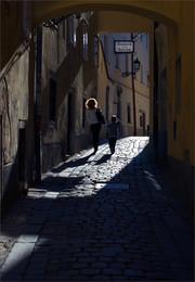 Улочки старого города / Братислава