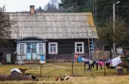 Районы, кварталы, жилые массивы / Где-то под Минском....