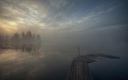 ..утром.. / ..когда туман ..