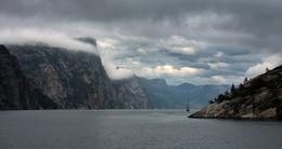 Хмурое небо Норвегии / 06.2014 НОРВЕГИЯ