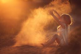 Песочные ванны / Детство должно быть запоминающимся