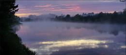 Рассвет на Березине #2 / Березина, Осиповичский район