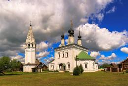 Суздаль. Свято-Александровский мужской монастырь. / ***