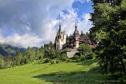 Здесь снимали Гарри Поттера / Трансильвания, Пелеш.