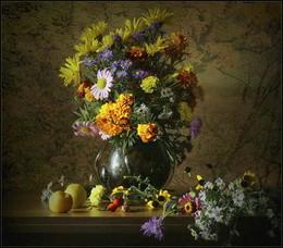 Осенние цветы / ***