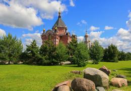 Cуздаль. Церковь Александра Невского. / ***