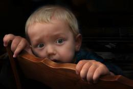 Глеб / Многозначительный взгляд ребенка