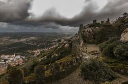 Замок Мавров / Синтра. Португалия.