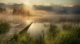 ..рассветная.. / ..когда просыпается озеро..