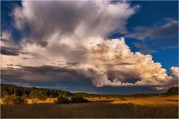 Небо над Вуоксой / Предпоследний снимок этой серии