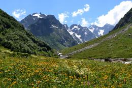 В долине Гондарая / В долине Гондарая