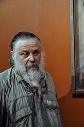 Портрет скульптора / Портрет скульптора Д.Н.Тугаринова