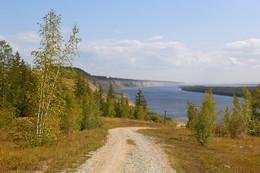 Без названия / Центральная Якутия, берега Лены. Конец лета.
