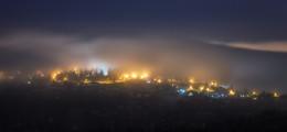 Туман над городом / 2017г.