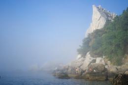 Туманное утро / sony a7 e28-70mm Симеиз