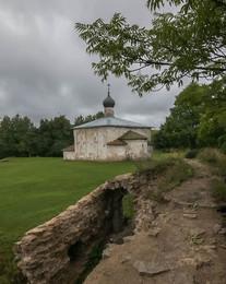 Церковь Косьмы и Дамиана с Гремячей Горы. / ***