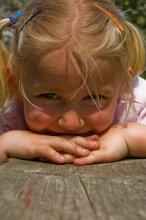 Модель / Юная модель! моя любимая племянница!