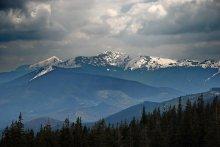 Выше гор... / украинские Карпаты
